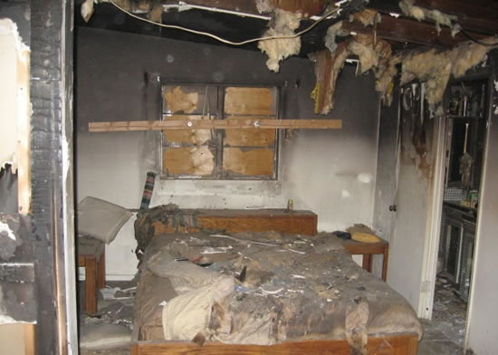 Fire Damage Restoration in Mission Viejo CA