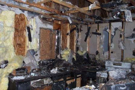Fire Damage Restoration in Blue Jay CA