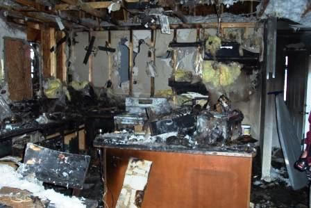 Fire Damage Restoration in Lake Forest CA
