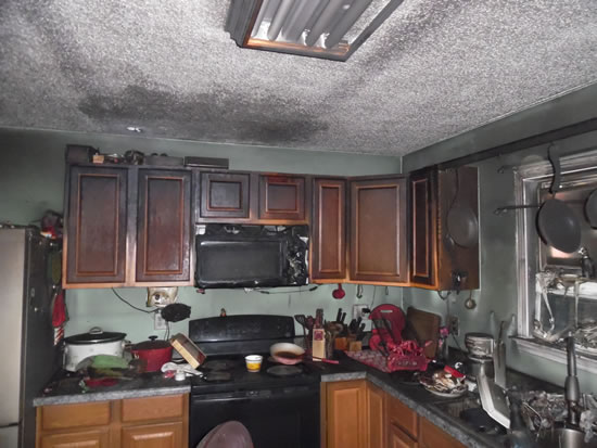 Fire Damage Restoration in Aliso Viejo CA