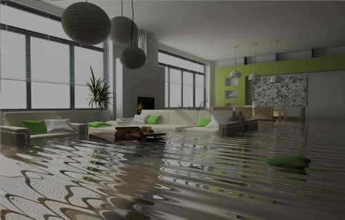 Water damage restoration in Nuevo CA