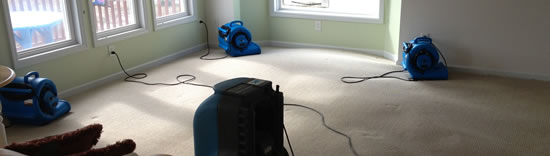 Water damage restoration in Surfside CA