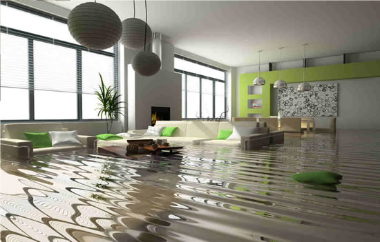 Water damage restoration in La Puente CA
