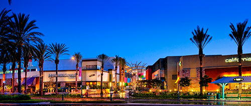 Image of the Anaheim GardenWalk
